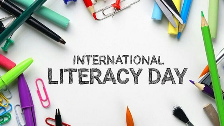 International Literacy Day being observed today