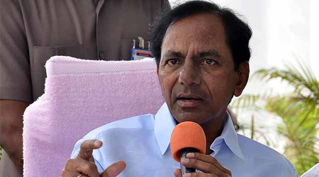 CM KCR calls for speedy road repairs in Twin Cities