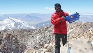 Mountaineer Masthan Babu