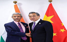 EAM S Jaishankar meets his Chinese counterpart in Moscow