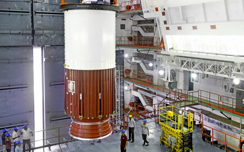 Countdown  begins for launch of  PSLV-C31