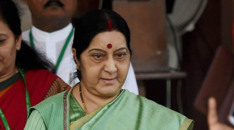 EAM Sushma Swaraj to address UN General Assembly in New York today