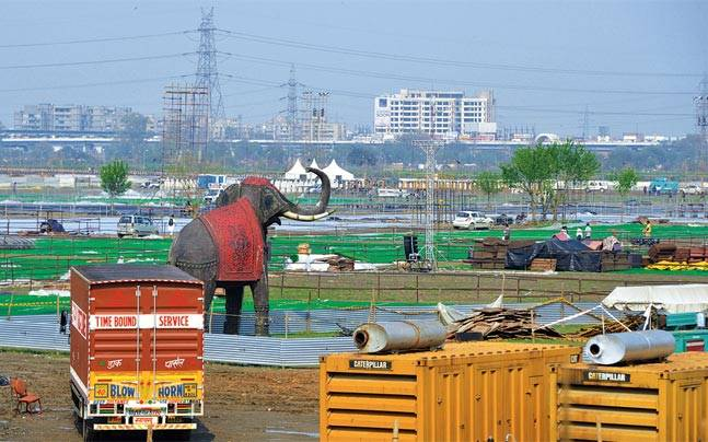 NGT hits out at Centre over Art of Living event