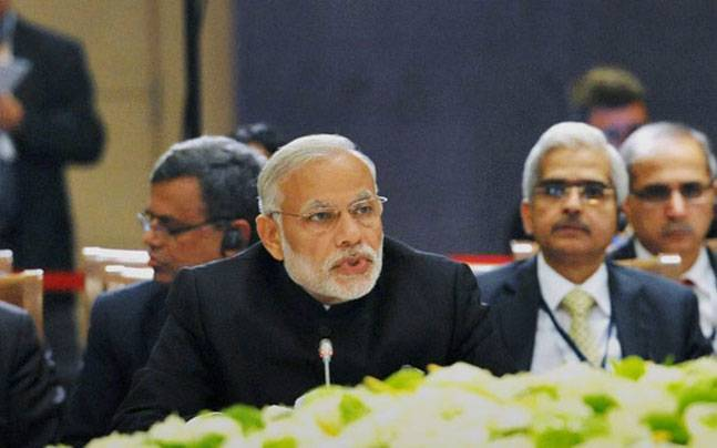 Fighting corruption, black money is key to effective financial governance: PM Modi