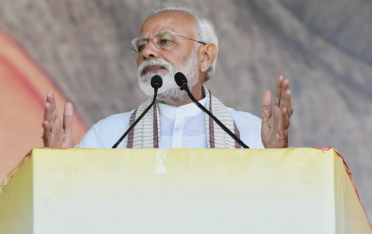 PM Modi says terrorism, climate change two biggest threats to mankind