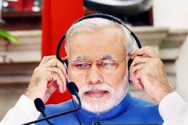 PM Modi's Maan Ki Baat of 15th edition