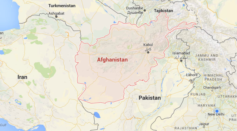 Afghanistan earthquake at 6.3 magnitude