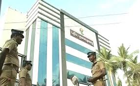 Crude bombs hurled at Tamil TV channel