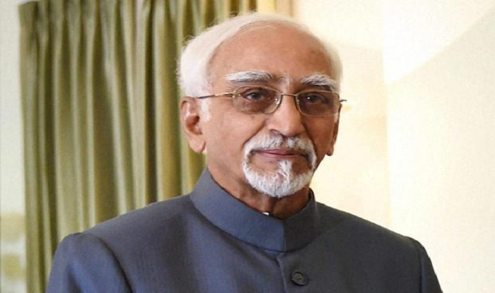 Vice President Hamid Ansari asks Nigeria to speak up against Pakistan-sponsored terrorism