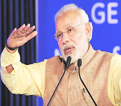 Young Indians  prefer to become entrepreneurs than high Paying jobs : PM Modi