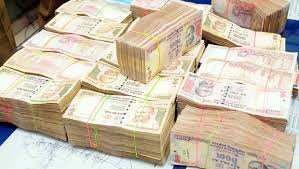 Government collects Rs.3,770 cr from over 600 stash holders
