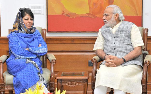 Modi hints at fresh talks on Kashmir