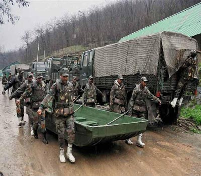 Defence Ministry was paid Rs 500 crore for  assistance in Jammu and Kashmir Floods