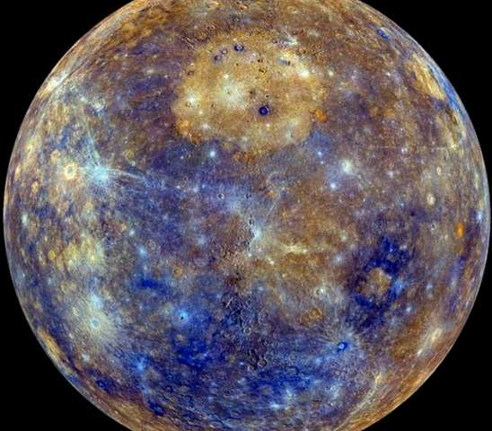 Volcanic activity on Mercury ended 3.5 billion years ago: study