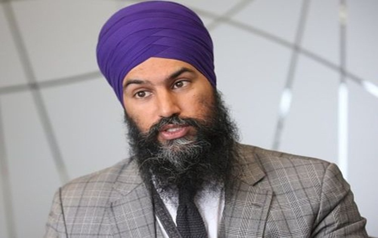 Indian-origin Jagmeet creates history, enters Canada parliament