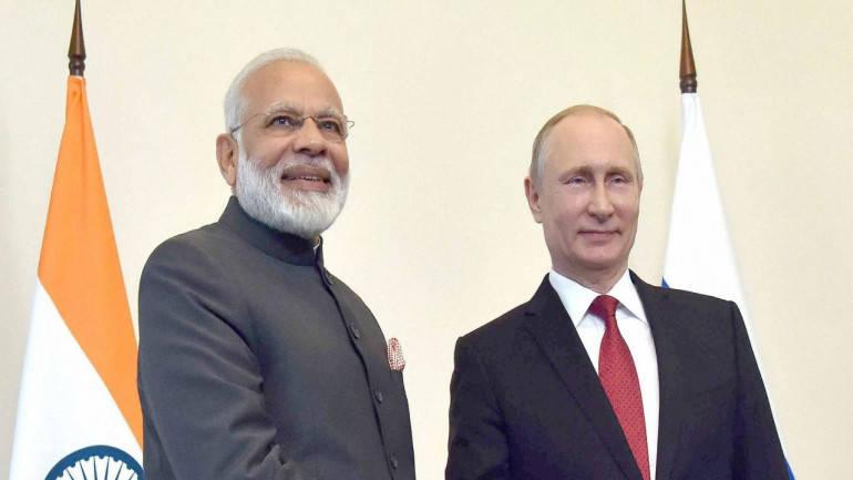 PM Modi leaves for Sochi for informal summit with Russian President Vladimir Putin