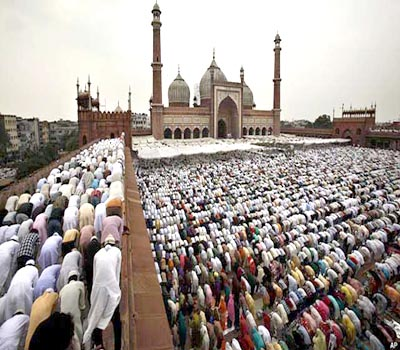 The Muslim population grew by 24.6% between 2001 and the 2011 Census