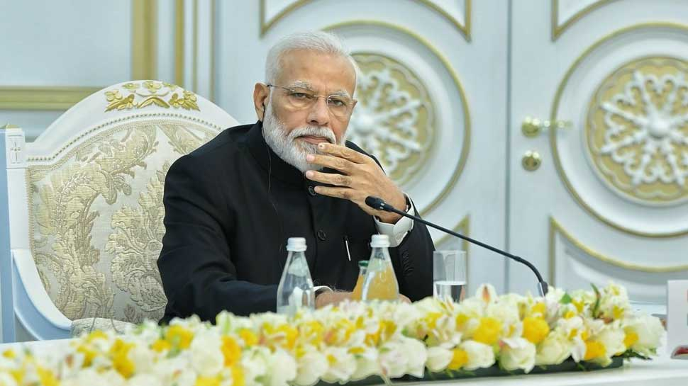 PM Modi says nations supporting, promoting & funding terrorism should be made accountable for their actions