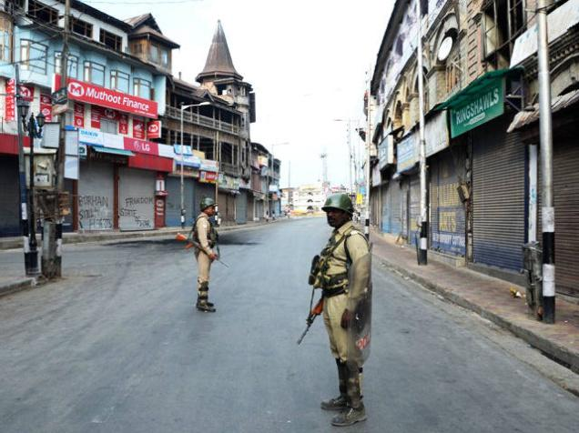 Kashmir violence: Curfew remains in force, toll rises to 24