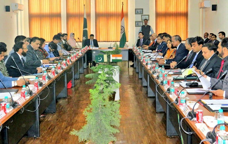 India, Pakistan agree to work on operationalizing Kartarpur corridor