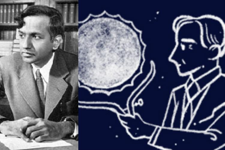 Google doodle  honours astrophysicist Subrahmanyan Chandrasekhar
