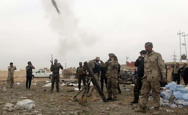 U.S. begins Airstrikes on Islamic State in Tikrit