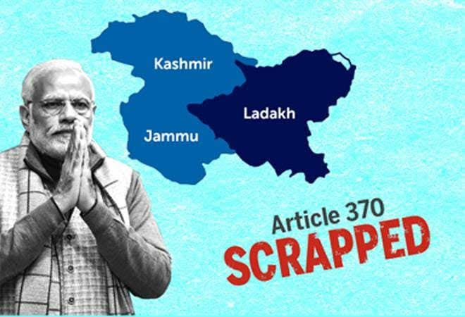 PM Modi says decision to abrogate Article 370 caused trouble to those, who cannot handle their country
