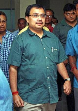 Trinamool Congress MP Kunal Ghosh attempts suicide