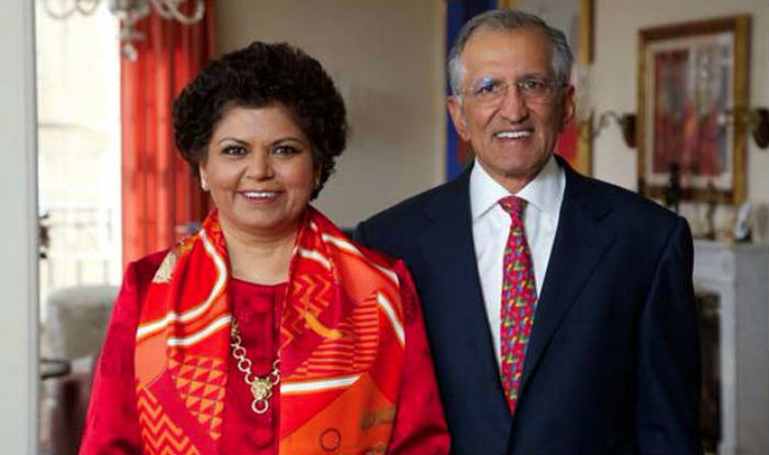 Indian-American couple gifts US $ 100 million to NYU