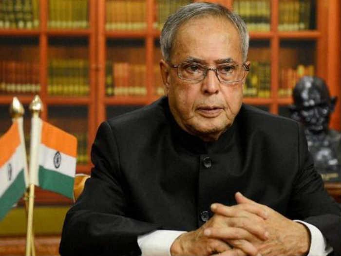 India must guard itself against violence,intolerance: President Pranab Mukherjee