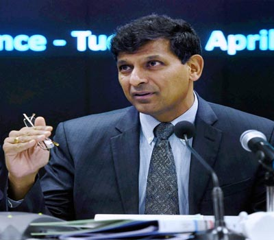 Economy is showing signs of a pick up, Raghuram Rajan says
