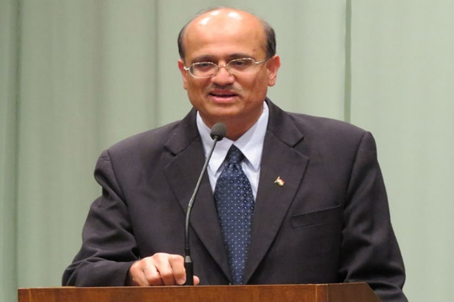 Foreign Secretary Vijay Gokhale holds talks with Russia