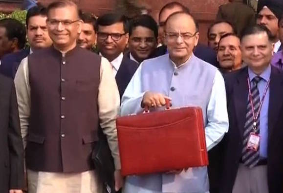 Arun Jaitley to present General Budget today