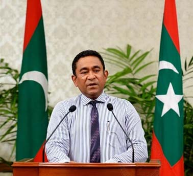 Maldives declares state of emergency, citing security threat