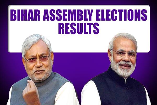 Exit Polls Predicts Dead Heat Between NDA & Mahagatbandhan