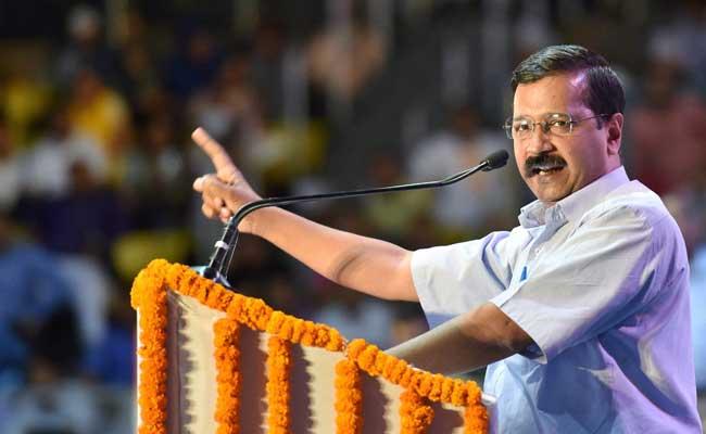 Modi scared of arresting Sonia Gandhi in AgustaWestland scam : Kejriwal