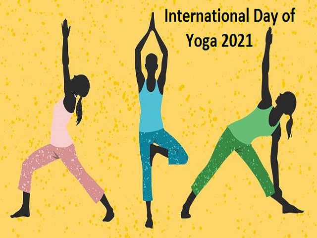 International Yoga Day being celebrated across the World today