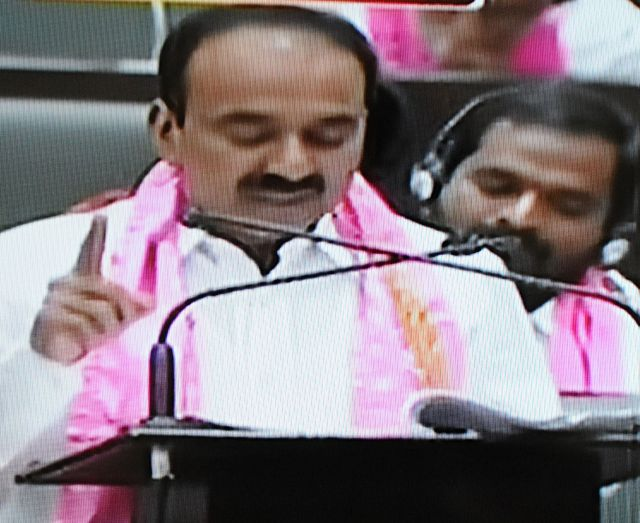 Telangana Budget at Rs.1.15 lakh crore