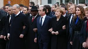 World rallies against terror