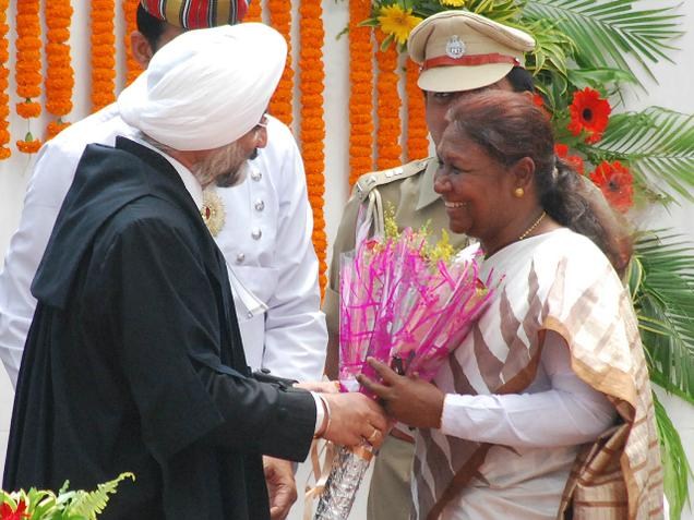 Draupadi Murmu sworn in as first woman Governor of Jharkhand