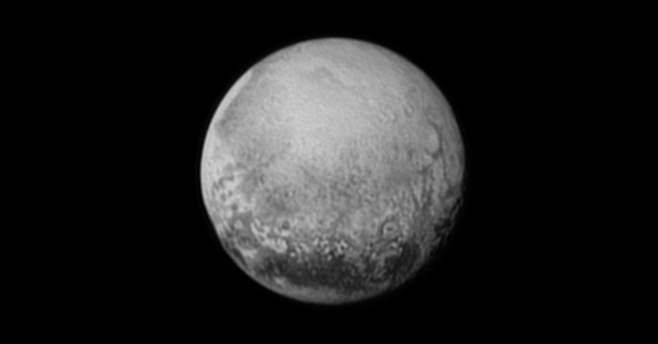 NASA releases best photos of Pluto