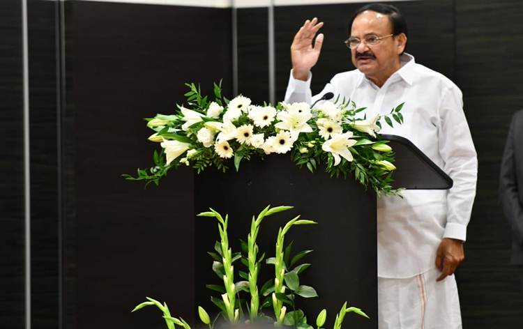 India would not accept interference in its internal affairs: Venkaiah Naidu