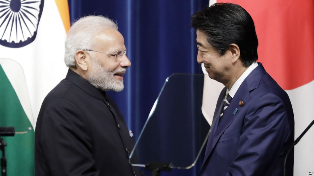 Japan agrees to 316 Billion Yen loan for seven major infrastructure projects in India