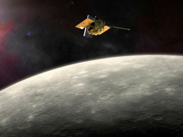 NASA spacecraft to crash into Mercury in two weeks