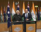 India and Australia agree on closer cooperation on security and trade