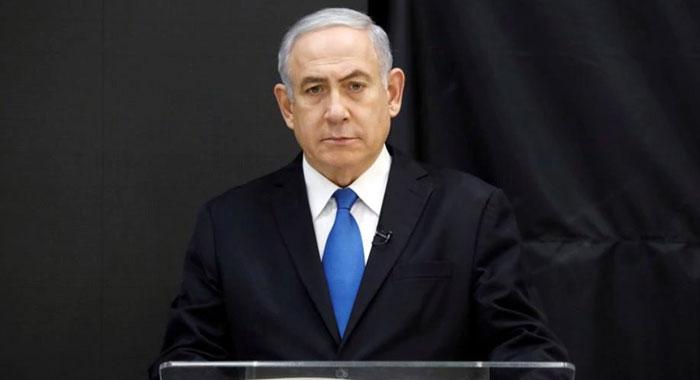 Israeli PM Netanyahu briefs Indian PM Modi on Iran