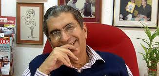 Vinod Mehta passes away