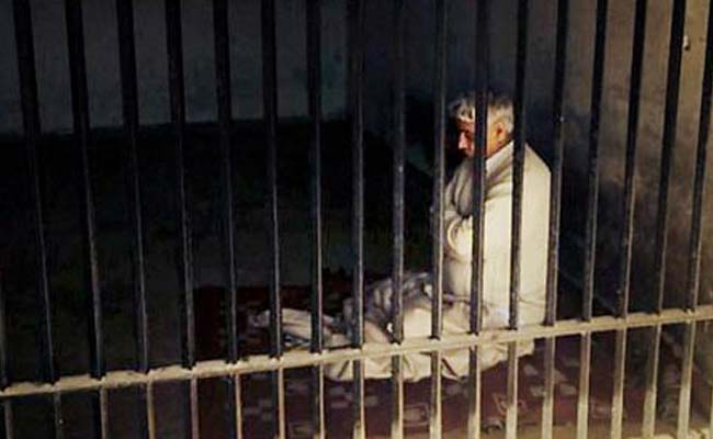 Rampal charged with murder, will be interrogated in Jail