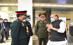 Rajnath Singh reaches Russia to attend Shanghai Cooperation Organization Defence Minister