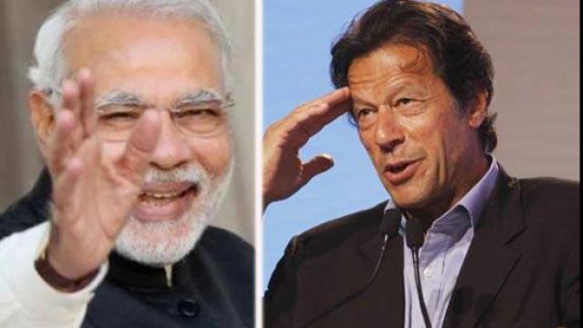 PM Modi speaks to Imran Khan; congratulates him for polls victory